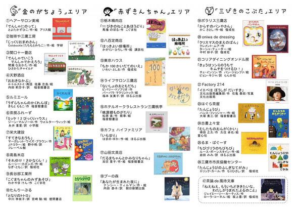 ウズウズ絵本リスト2014-B面