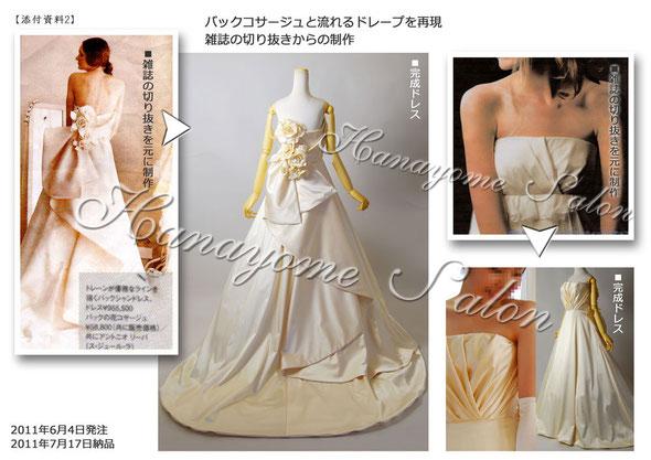 プレスリリース  花嫁サロン ブライダル インナー ウェディング ドレス 下着 結婚 オーダードレス