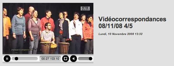 Le spot de 3 minutes de notre XXème anniversaire  sur RTC LIEGE