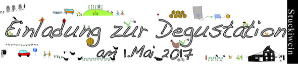 Wir laden Sie ganz herzlich zu unserer Frühlings-Degustation ein, ab 13:00 Uhr bis 18:00 Uhr an der Irchelstrasse 29 und Teufen. Wir freuen uns auf Ihr Kommen.