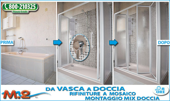 Una doccia al posto della vasca nella provincia di Forlì-Cesena ...