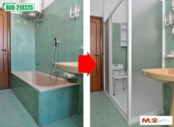 Togliere Vasca Da Bagno E Mettere Doccia: Come pulire la vasca da bagno utili consigli per pulizia.