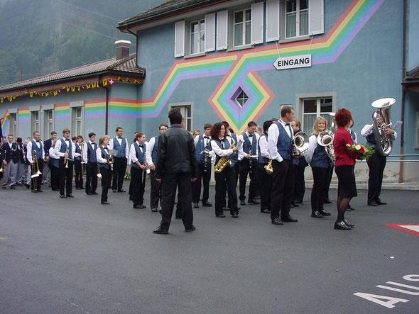 Musikgesellschaft Erstfeld