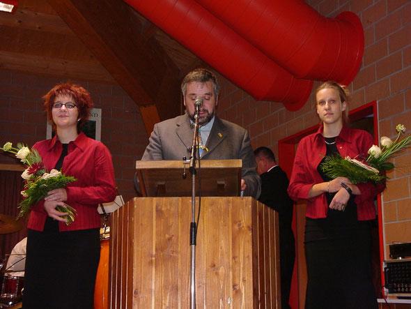 Gemeindepräsident Paul Jans