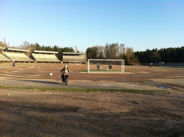 Sportplatz Biernieki