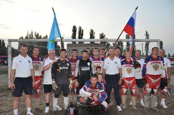 Nationalteam Russland 2013