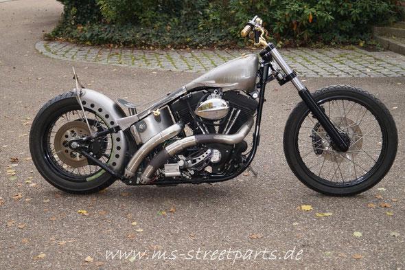 Harley Davidson Custom Umbau