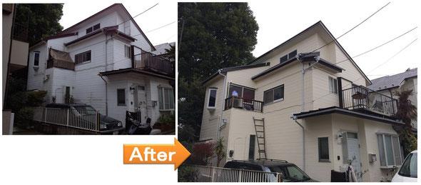 外壁塗装・屋根塗装 練馬区