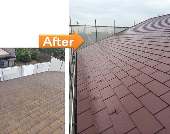 屋根塗装 西東京市