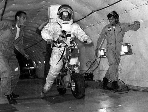 No es una Mini Marcelino pero casi... probando mini desplazamientos en el proyecto Apollo