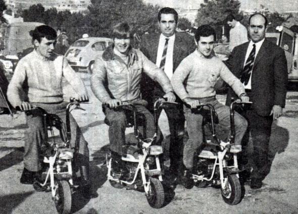 Foto: Revista Motociclismo Marzo 1969, circuito de Vista Hermosa, GP de Alicante de 1969