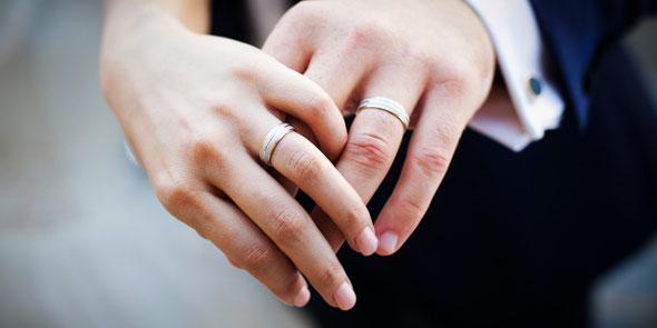 指輪の違い