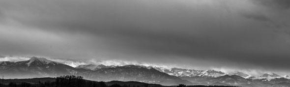 Cap sur les Pyrénées