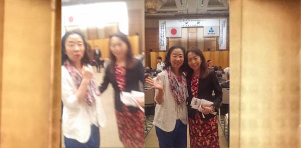NHKドラマ「マチ工場のオンナ」主人公の有元光のモデル諏訪貴子と一緒、夫婦円満コンサルタントR 中村はるみ