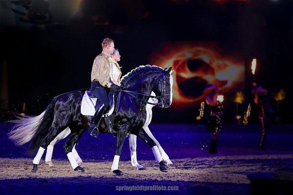 Nacht der Pferde 2013