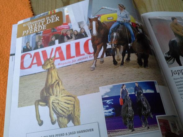 Cavallo Pferd&Jagd