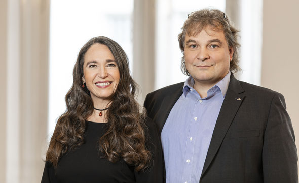 Inge Bell und Stefan Baumgarth || Bell Media (Foto: Uwe Klössing)