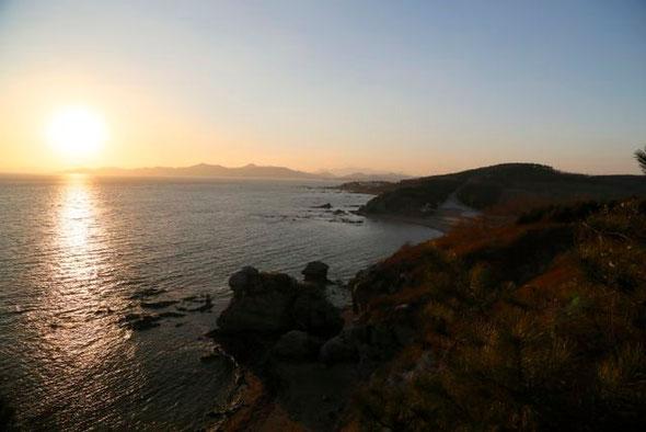 Dalians beautiful coast - www.christine-hohenstein.com