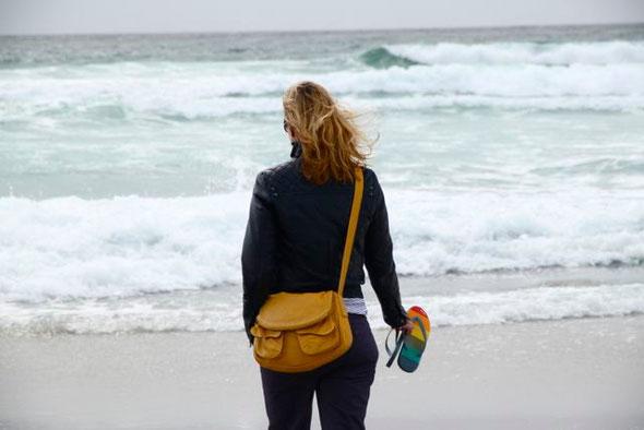 Kat in Carmel by the Sea