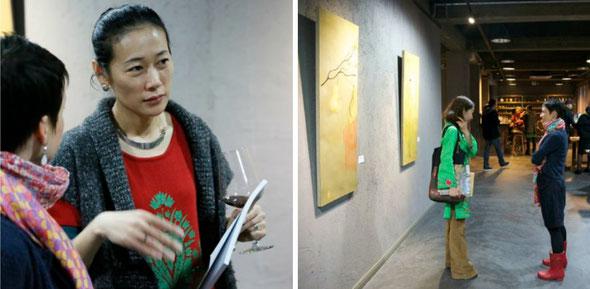 Xu Li Na - Mira Maximova - Christine Hohenstein