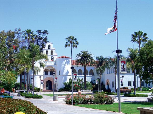 Auslandssemester an der San Diego State University in Kalifornien