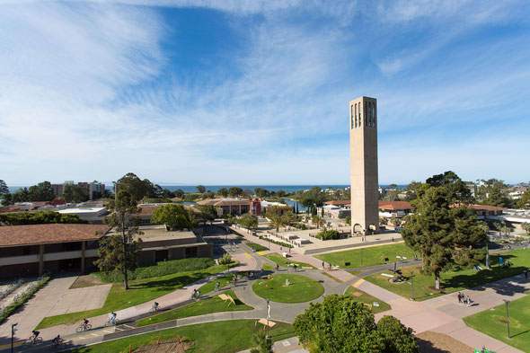 Auslandssemester an der UC Santa Barbara