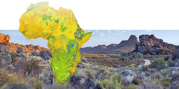Bild Kapregion Südafrika