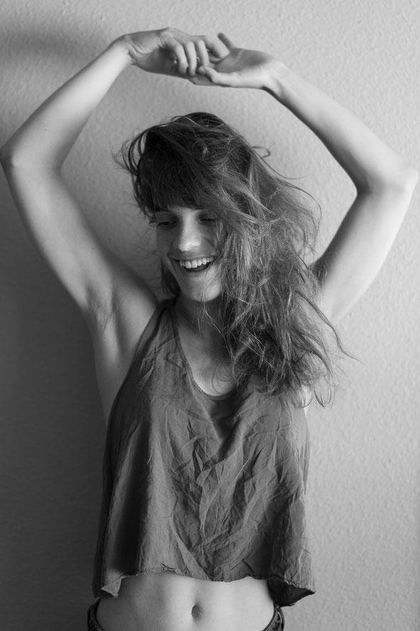 Lächeln zaubert