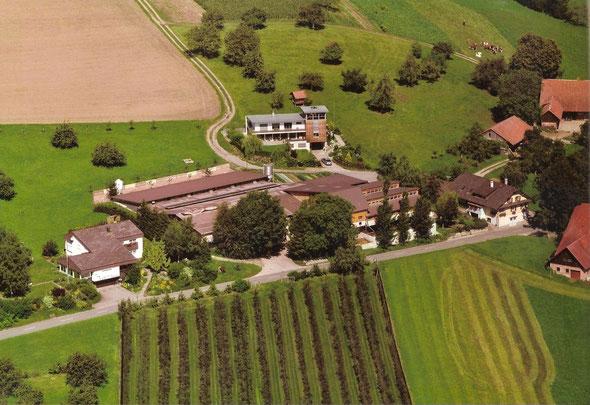 Luftaufnahme im Jahr 2005