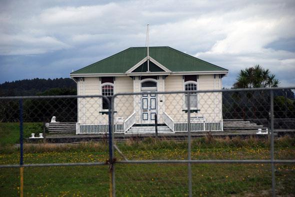 The Customs House, Hokitika