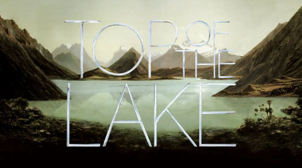 Top of the Lake title card