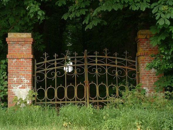 Groothusen, Park Osterburg