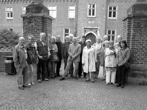 Stadtführung: vor der Kempener Burg