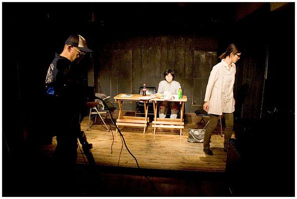 チーム痕跡 場当たり2011/6/11