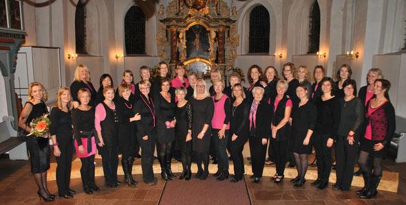 Chorisma am 27. September 2013 in der Heider St. Jürgen-Kirche