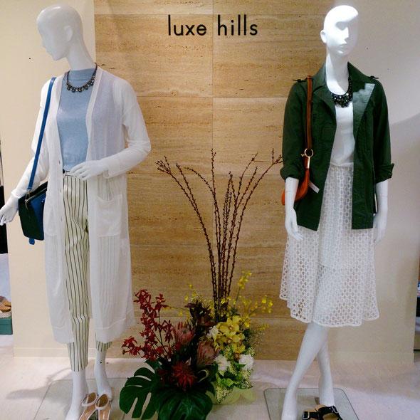 Luxe hills