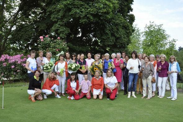 Charity day Golf Divonne. Un grand merci à toutes les golfeuses de nous soutenir