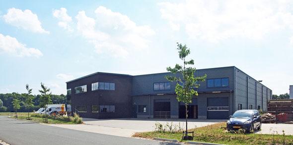 Nieuwbouw Bakkerij Holleman te Elst (Gelderland)