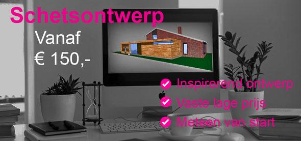 schetsontwerp architect