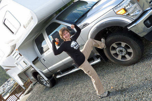 strongest Ford-Girl 2013