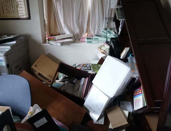 あるご家庭の書斎 / マニフレックスの品揃えが 1番の マニステージ福岡