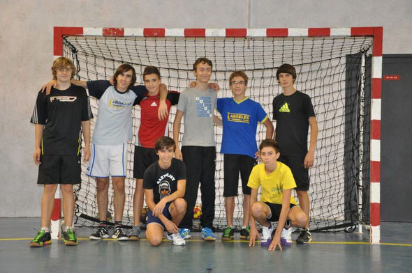 - 16 ans / Equipe 1 / 2012-2013