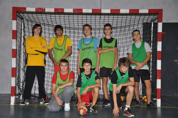 - 16 ans / Equipe 2 / 2012-2013