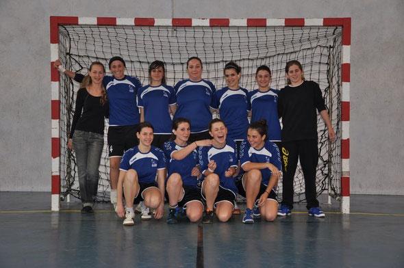 + 15 Filles / Bi-Dep / 2011-2012