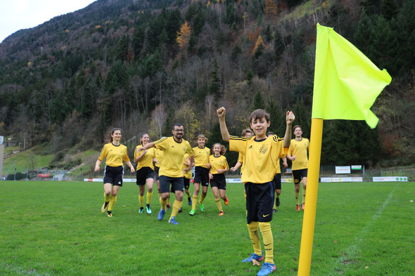 Fussballschule Herbst 2013