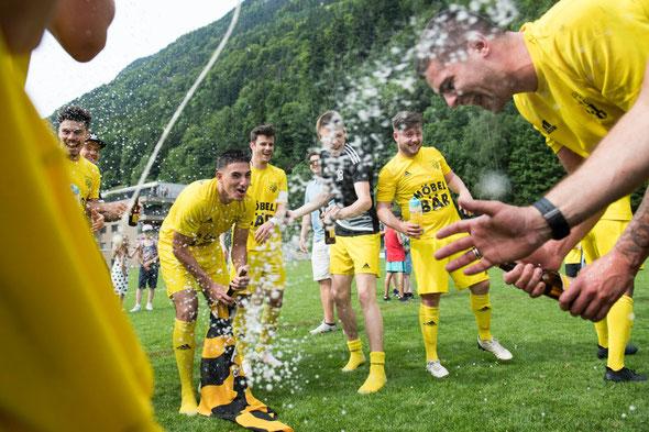Aufstieg 2. Liga interregional. Quelle: Valentin Luthiger / Urner Wochenblatt
