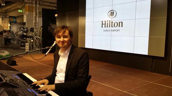 Allgäuer Pianist und Sänger