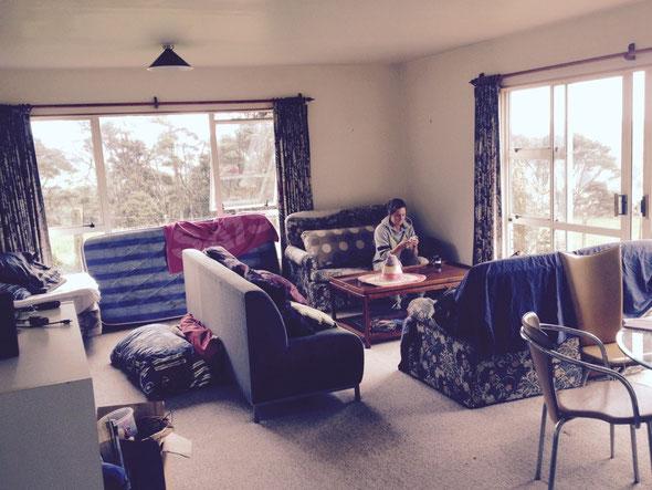 Unsere neue Wohnung