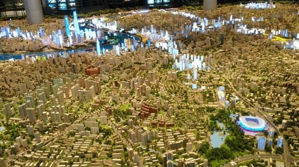 上海城市規劃展示館(60枚)