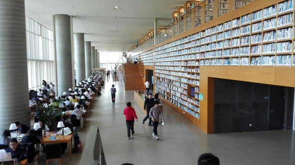 浦東図書館(70枚)